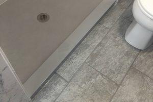 larsen shower base